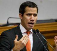 Guaidó pidió bloquear los envíos de petróleo a Cuba