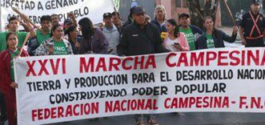 Paraguay: campesinos acusan de indolencia a Abdo Benítez