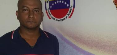 Venezuela anuncia captura de un jefe paramilitar colombiano
