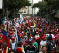 Puente Caracas-Washington para denunciar al imperio