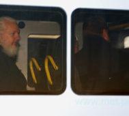 Reino Unido firma extradición de Assange a Estados Unidos