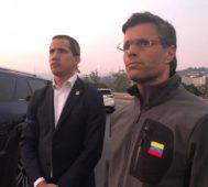 El golpista Leopoldo López huyó de Venezuela a España
