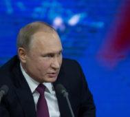Putin: «el dólar se convirtió en un instrumento de presión»