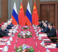 Rusia y China toman medidas conjuntas para Oriente Medio