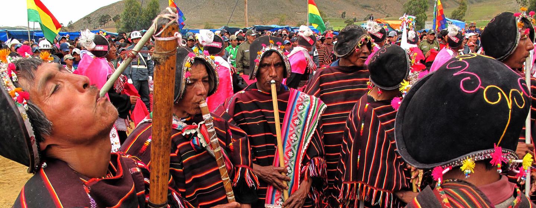 Convocan reunión continental de indígenas y sindicatos