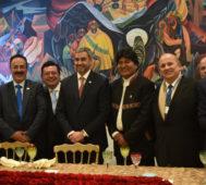 Bolivia y Paraguay firmaron 22 acuerdos de cooperación