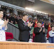 Fuerte respaldo de China al Gobierno de Corea del Norte
