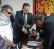 El exlíder de las FARC Jesús Santrich asumió su banca