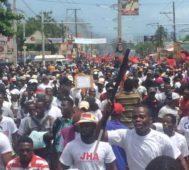 ¿Qué sigue en Haití tras la multitudinaria marcha?
