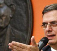 OEA: México no apoya la reelección de Almagro