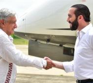 En marcha el plan migratorio entre México y El Salvador
