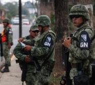 México comenzó el despliegue de Guardia Nacional en el sur