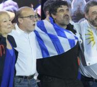 Frente Amplio uruguayo cerró su campaña para las internas