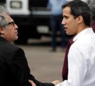 Gauidó y Almagro quieren despegarse de la corrupción