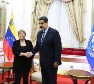 Maduro: «dimos un primer paso para una relación fluida»