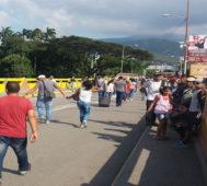 Venezuela refuerza el control migratorio en la frontera