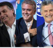Duque y Macri impulsan nueva arquitectura regional