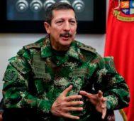 Más denuncias contra el jefe del Ejército colombiano