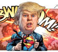 Trump se disfraza de brujo e inicia su campaña electoral – Por Iván Padilla Bravo