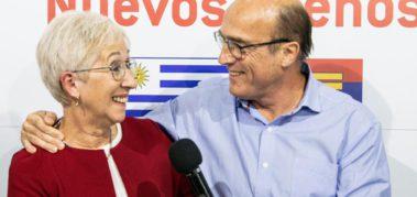 Uruguay: Villar ratificada como candidata a vicepresidenta