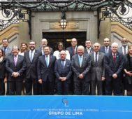 Ocho cancilleres y Guaidó por videoconferencia – Por Adrián Fernández