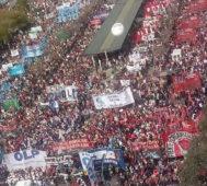Argentina: miles de personas piden emergencia alimentaria