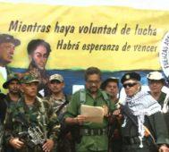 Ex jefes de Farc anuncian que retoman las armas (VIDEO)