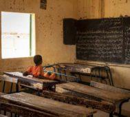 Casi dos millones de niños sin escuela en África Occidental