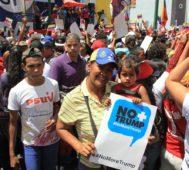 Sondeo: 82% de venezolanos rechazan el bloqueo de Trump