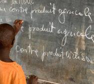 Más de la mitad de los niños refugiados no van a la escuela