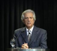 Uruguay: delicado estado de salud de Tabaré Vázquez
