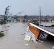 Huracán Dorian: más de 13 mil casas dañadas en Bahamas