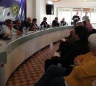 Jefes del Banco Central de Bolivia exponen en Argentina