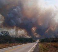 Bolivia: el clima condiciona la lucha contra los incendios