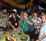 Feria Productiva del Congreso Internacional de Mujeres