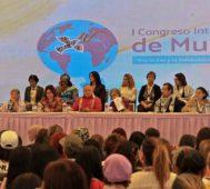 I° Congreso Internacional de Mujeres instalado en Caracas