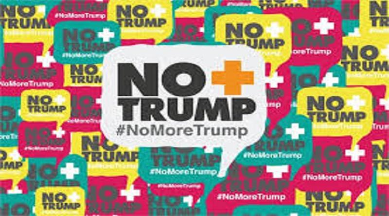 Intelectuales y artistas se suman al #NoMásTrump