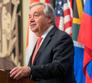 ONU celebró el intercambio de prisioneros de Rusia y Ucrania