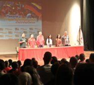 Caracas: Plenaria del Frente Antimperialista Universitario
