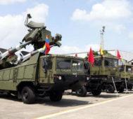 Defensa antiaérea venezolana será desplegada en la frontera