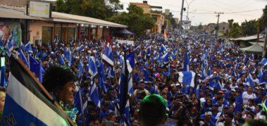 Evo Morales cierra la campaña electoral en varias ciudades