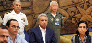 Insólito argumento de Moreno por delitos de lesa humanidad