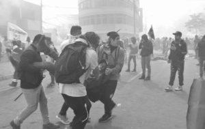 Ecuador - protestas agosto 2019