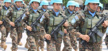 Militares de la ONU se retiran de Haití tras quince años