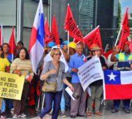 Panamá: organizaciones se solidarizan con Chile