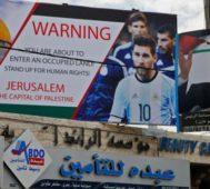 Piden suspensión del partido Argentina-Uruguay en Israel