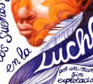 El pueblo chileno en lucha contra el capitalismo y su barbarie – Por Cecilia Zamudio
