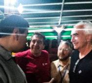 Maduro promete ayudar a terminar buques en Argentina