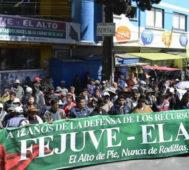 Seguidores de Evo organizan la resistencia contra el golpe