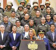 Dictadura boliviana suspende relaciones con Cuba
